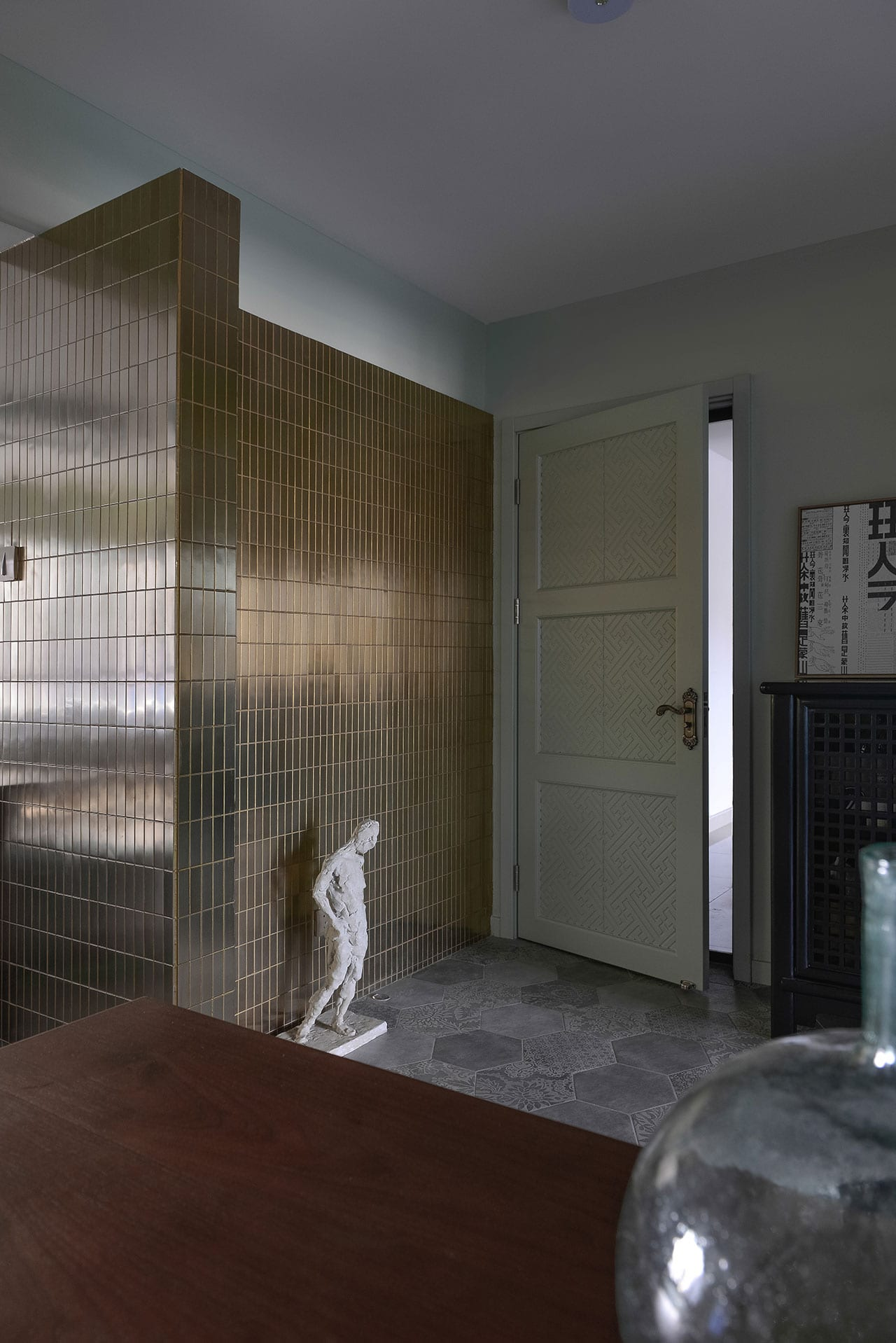 Artists Apartment In Hohhot Mongolia By Na Deco