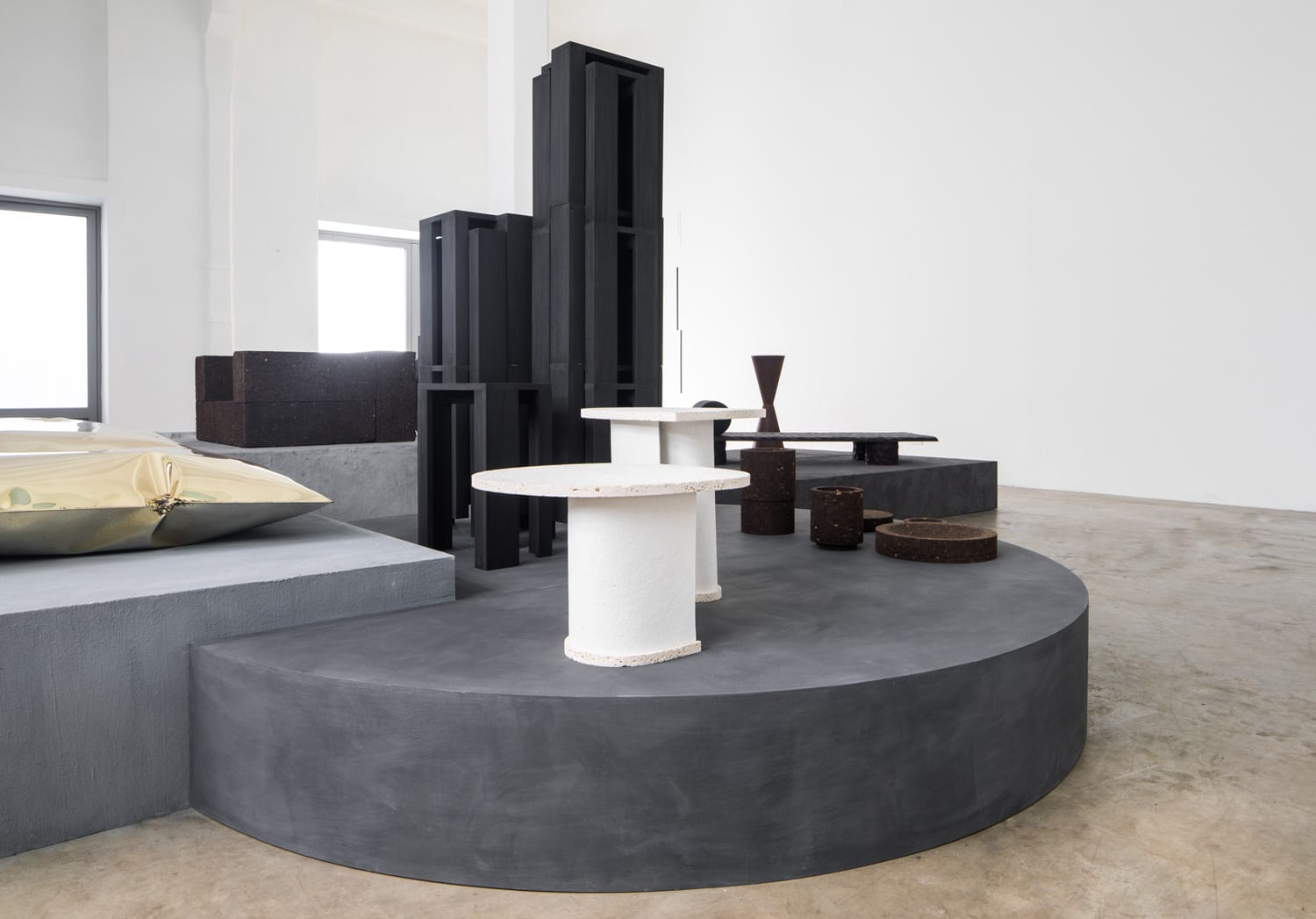 BRUT Collective of Six Emerging Belgian Designers Makes its début in Milan | Yellowtrace