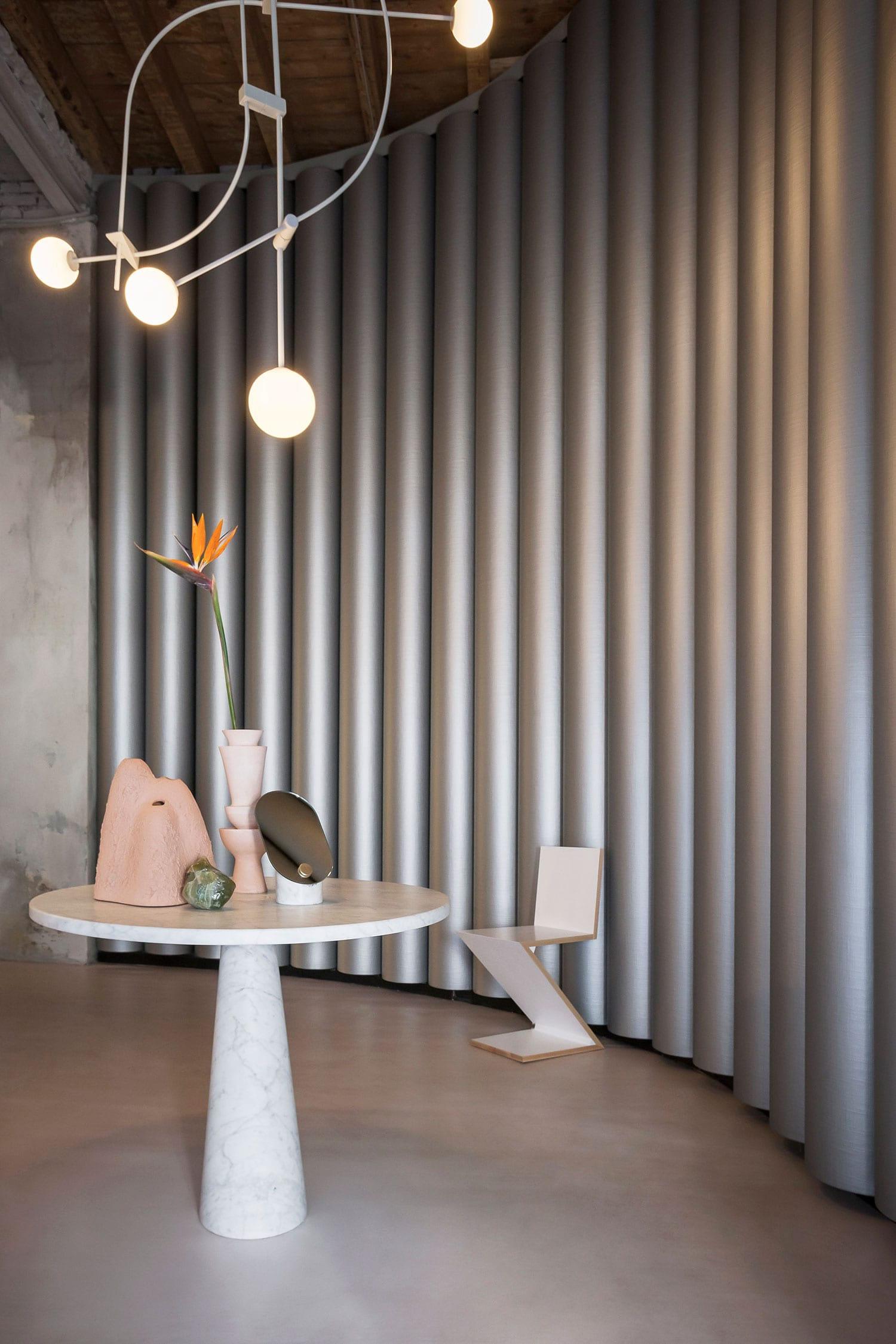 Club Unseen by Studiopepe at Milan Design Week 2018 | #Milantrace2018