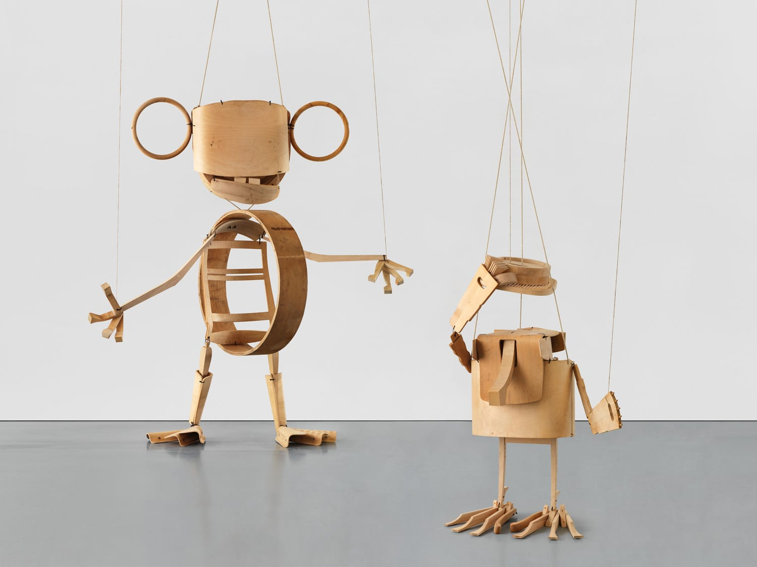 Giants with Dwarf by Stephan Hurlemann for horgenglarus | Yellowtrace
