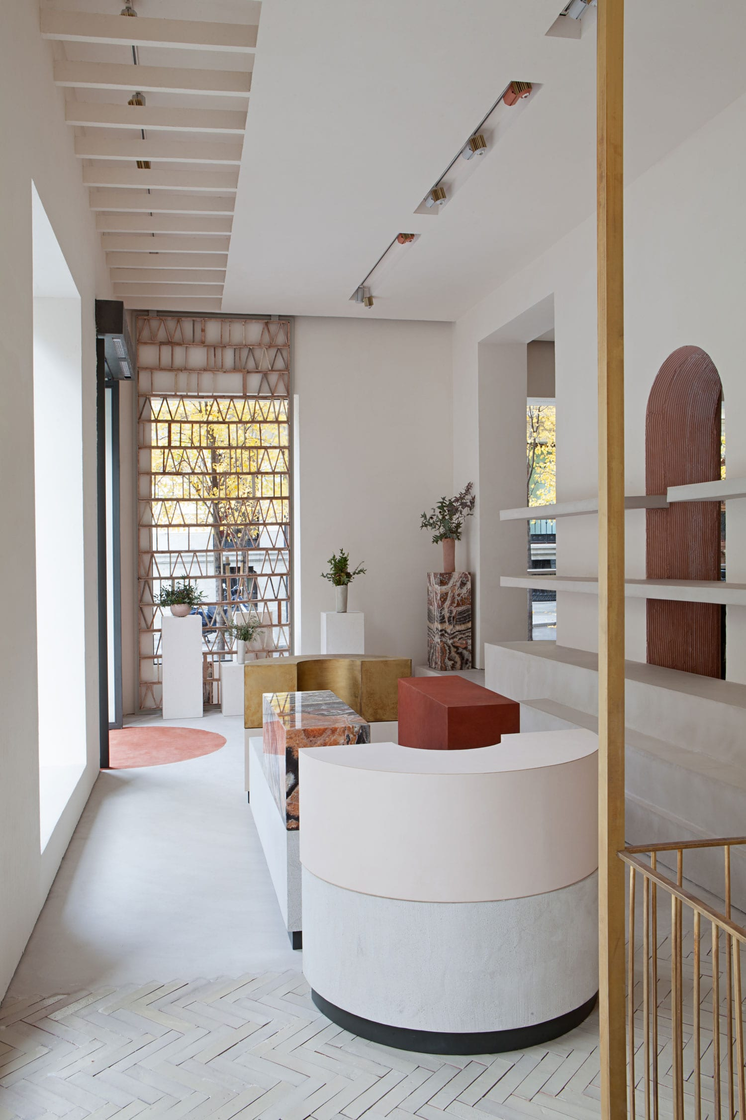Malababa Flagship Store Madrid, Spain Designed by Ciszak Dalmas | Yellowtrace
