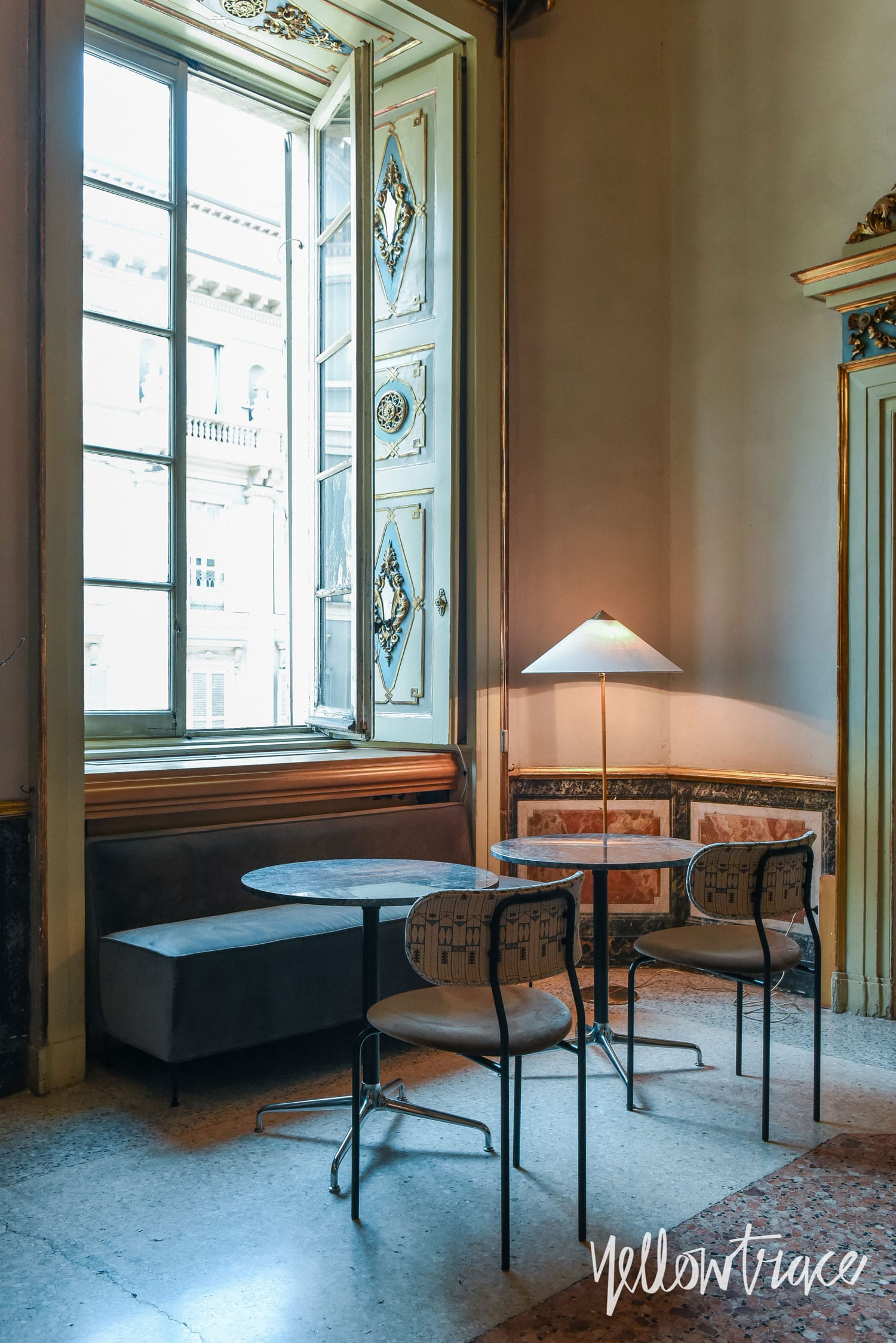 Milan Design Week 2018 Highlights, Gubi installation at Palazzo Serbelloni. Photo © Nick Hughes | #Milantrace2018