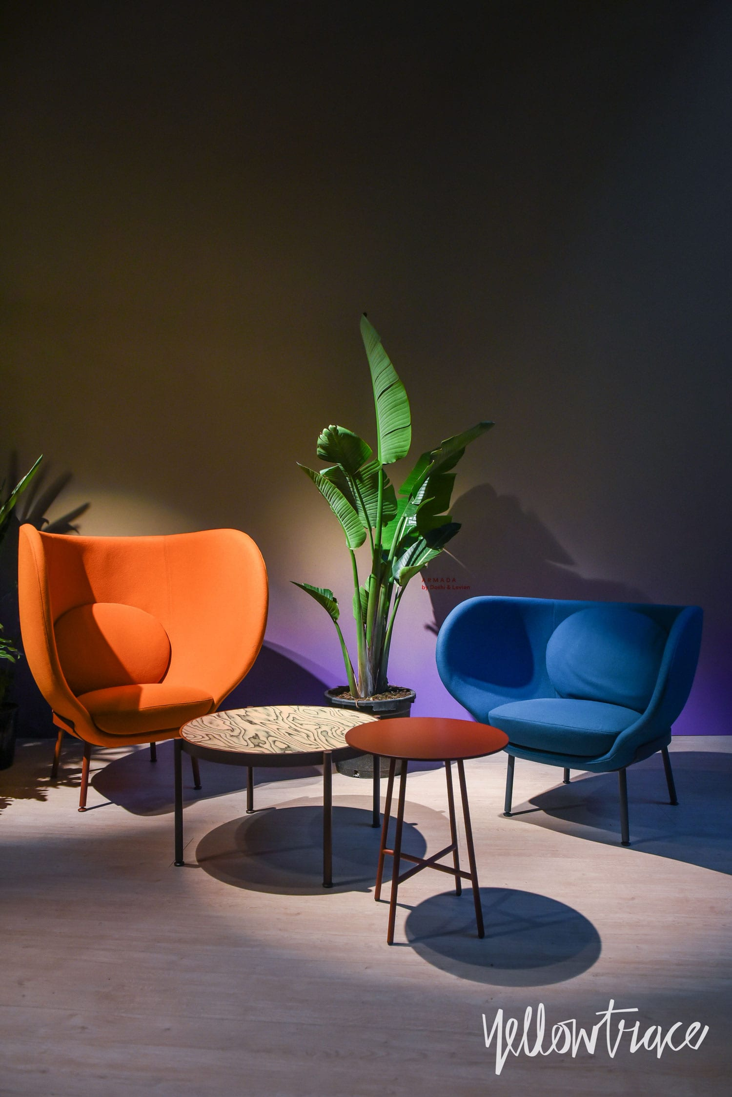 Milan Design Week 2018 Highlights, Moroso Stand at Salone del Mobile 2018. Photo © Nick Hughes | #Milantrace2018