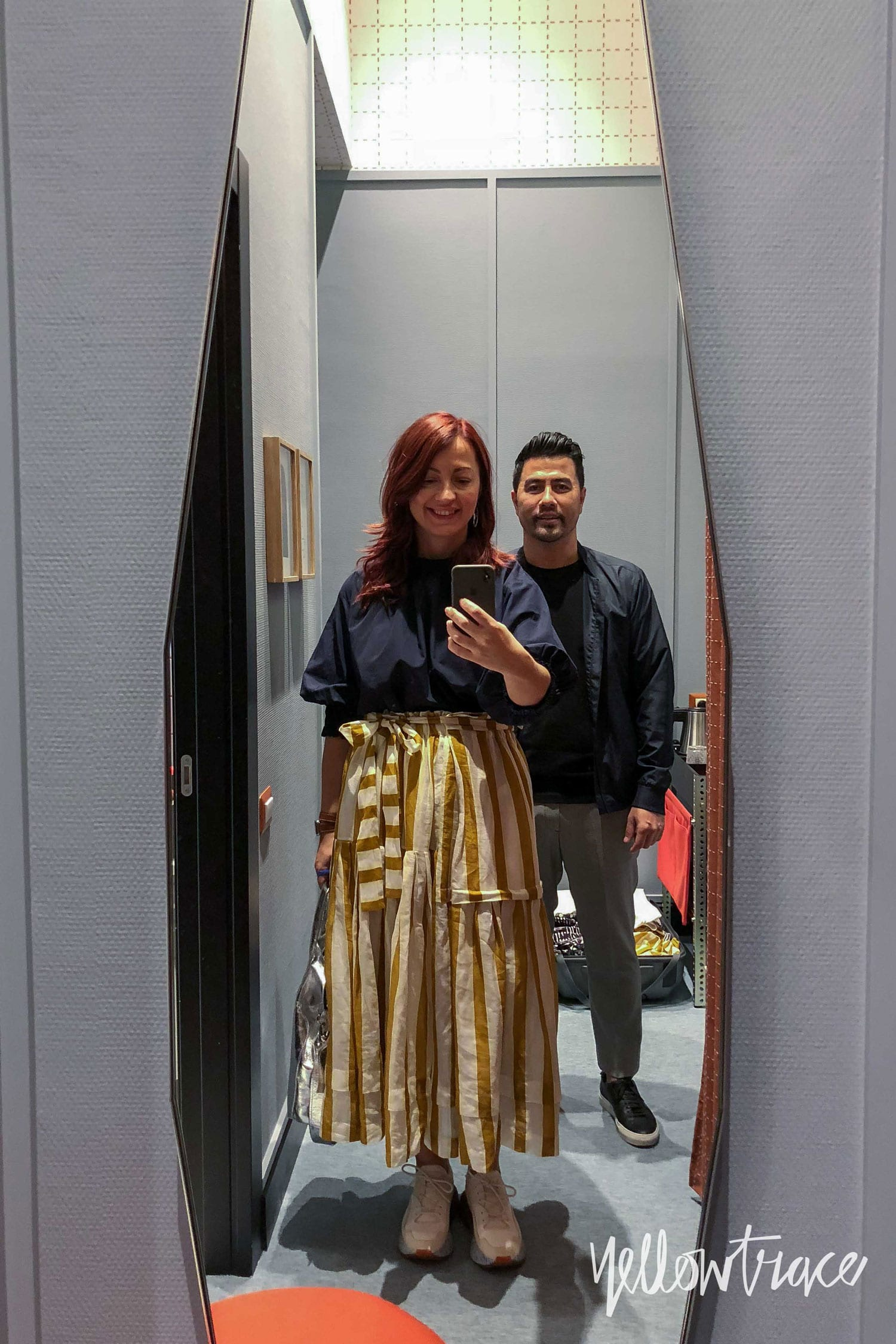 Behind The Scenes With Team Yellowtrace During Milan Design Week 2018. Photo by Nick Hughes | #Milantrace2018