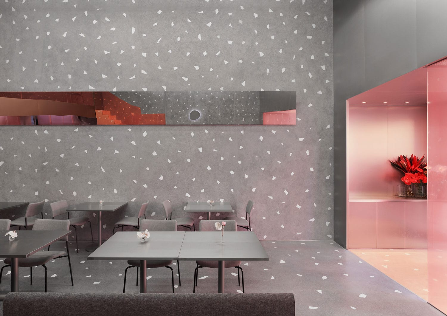6e656049628 Nous opened it's first pioneering experimental floral restaurant in  Doncheng District in Dongguan earlier this year, offering mixed services of  exploring ...
