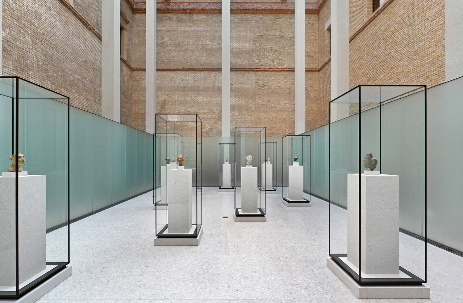 Neues Range by Fibonacci Stone, Museum Berlin by David Chipperfield Architects | Yellowtrace