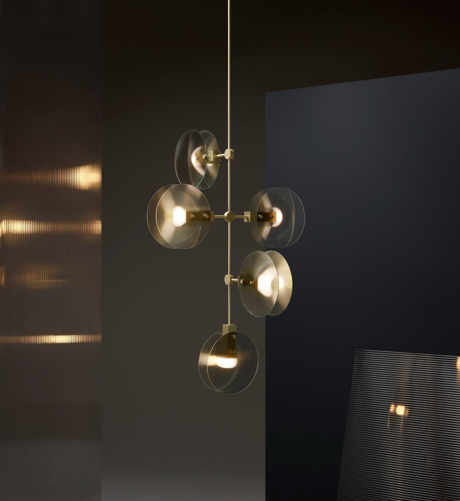Ross Gardam Lighting Collection 'Nebulae' | Yellowtrace