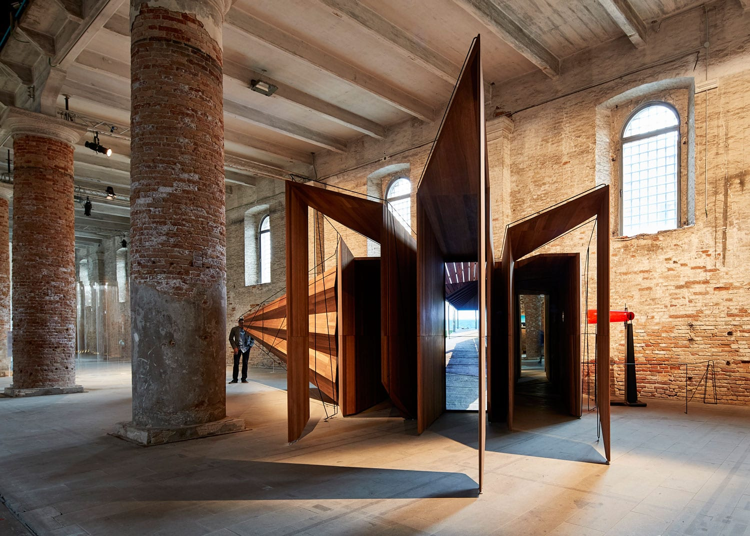 """Somewhere Other"" by John Wardle Architects Revealed at Venice Architecture Biennale 