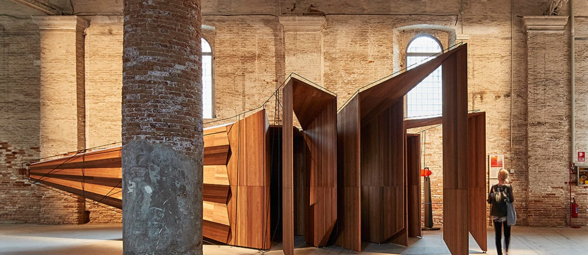 """""""Somewhere Other"""" by John Wardle Architects Revealed at Venice Architecture Biennale   Yellowtrace"""