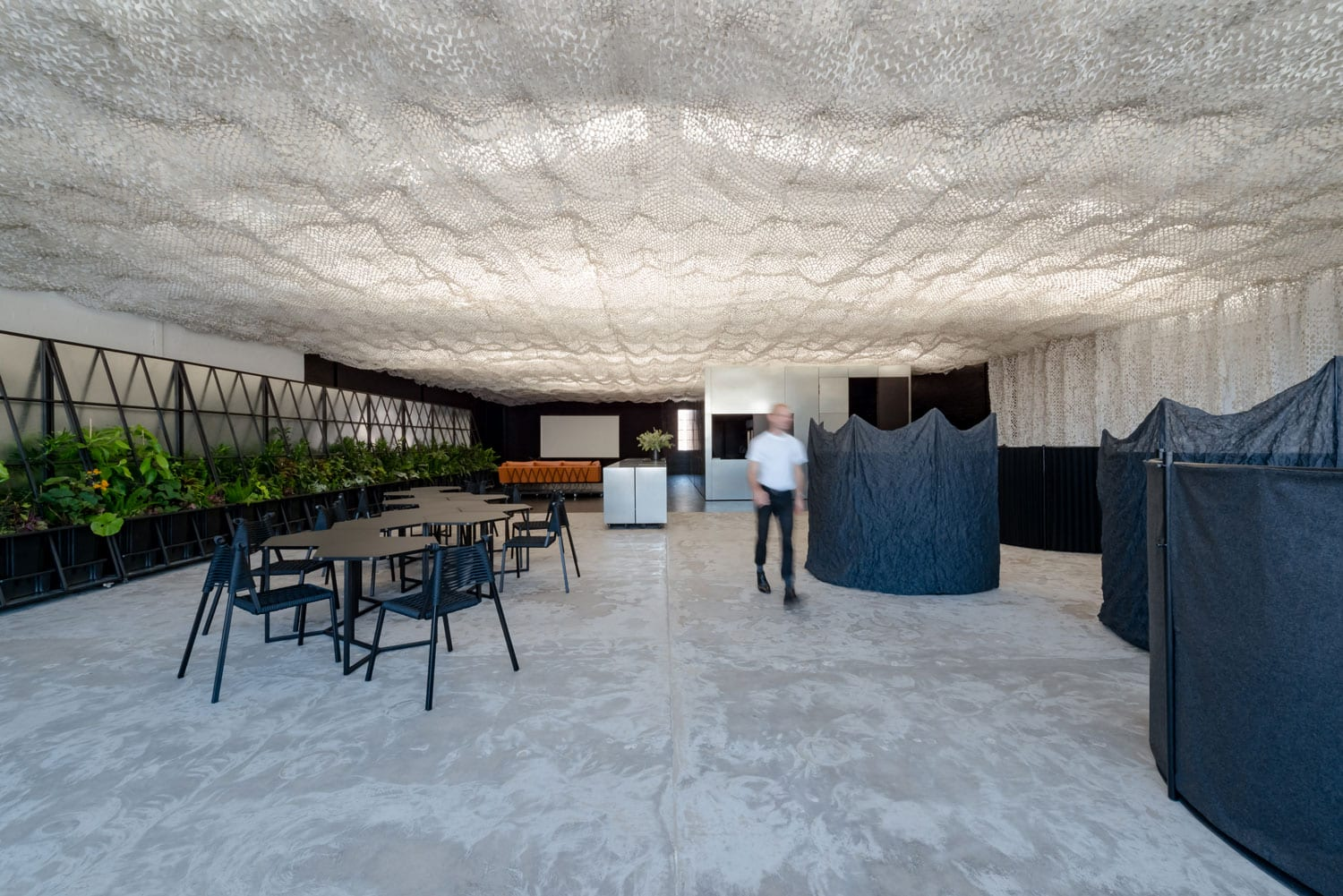 Space & Time in Melbourne by Russell & George | Yellowtrace