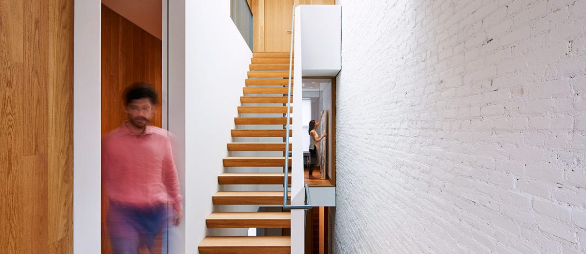 Switchback House in Brooklyn by L/AND/A | Yellowtrace