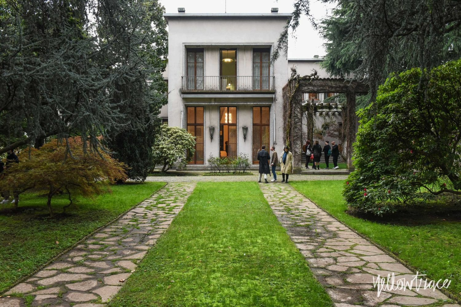 Villa Borsani: Osvaldo Borsani's 1943 Jewel in Veredo, Italy. Photo by Nick Hughes | #Milantrace2018