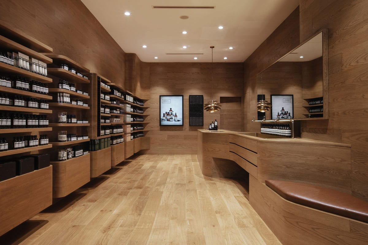 Aesop Gardens by Russell & George | Yellowtrace