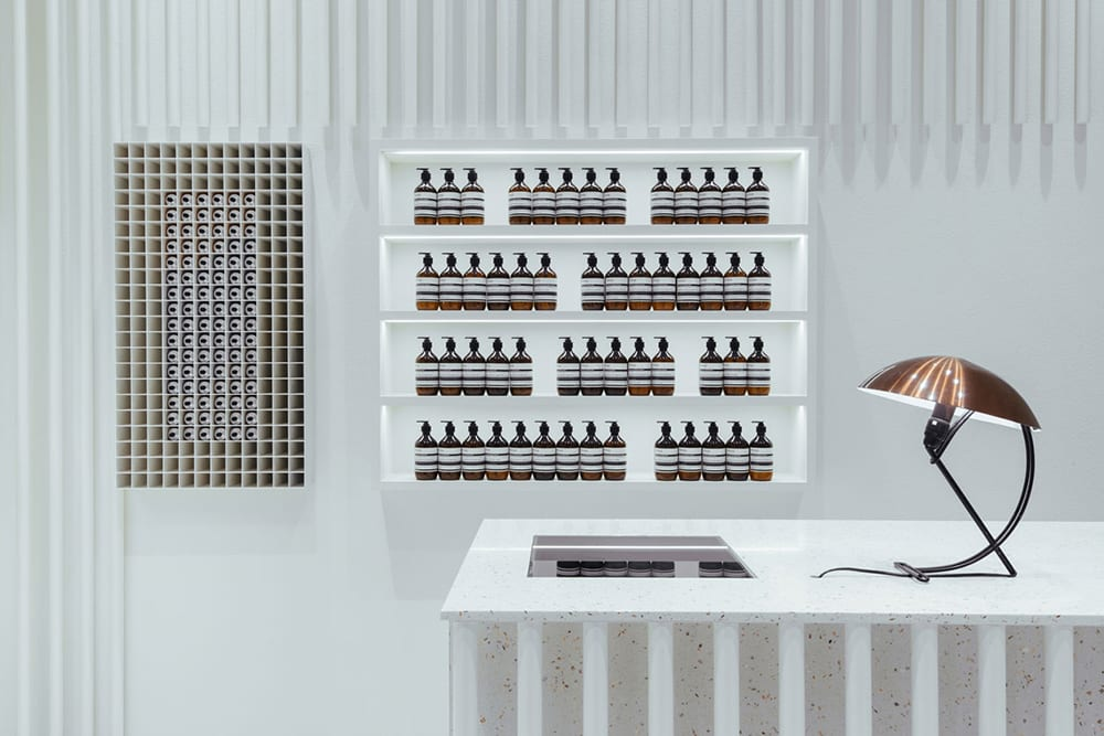 Aesop KLCC by Russell & George | Yellowtrace