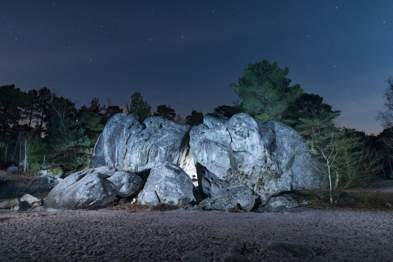 Alexis Pichot's Marche Celeste Photography Series | Yellowtrace