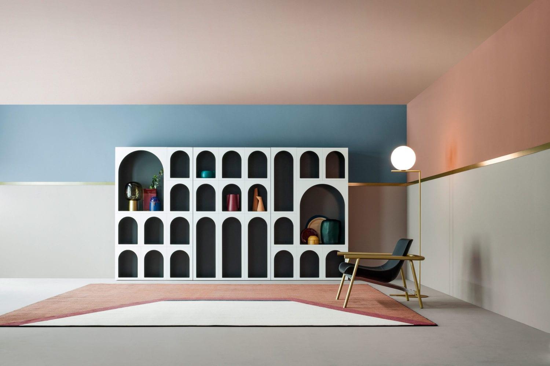Bonaldo Cabinet de Curiosite Salone del Mobile | #Milantrace2018