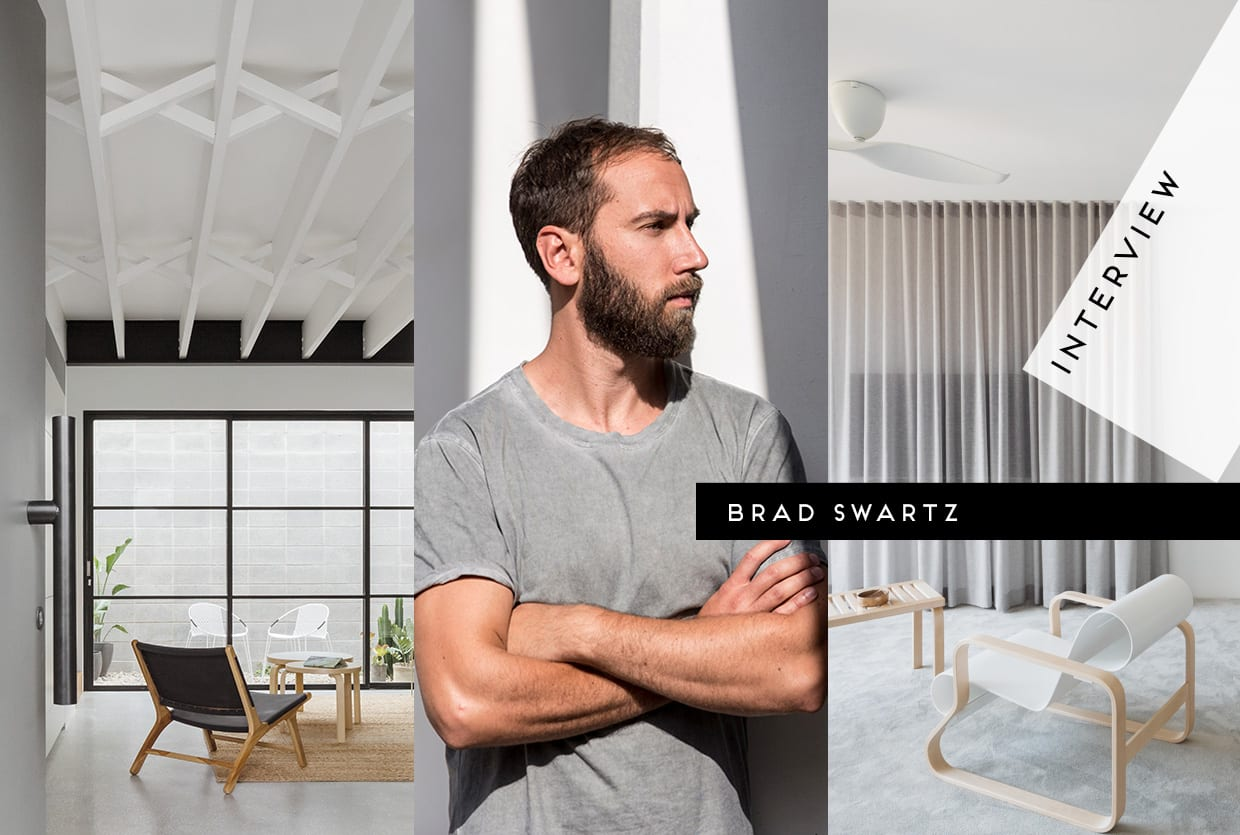 Brad Swartz Inteview Feature | Yellowtrace