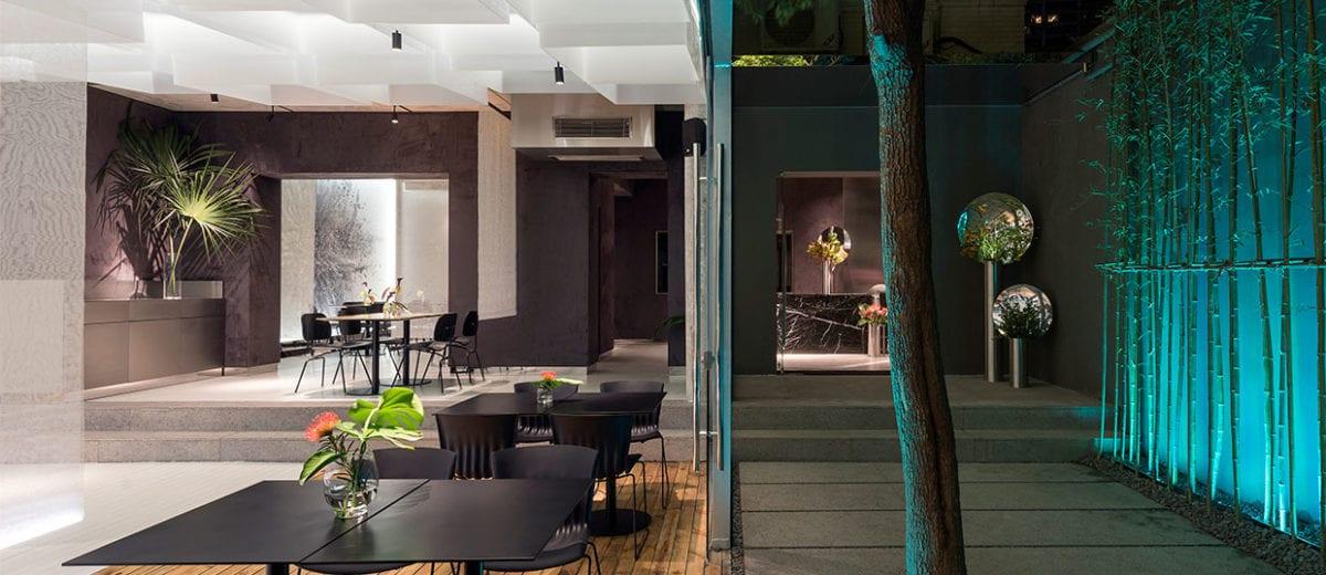 F.E.D. Restaurant in Shanghai by Alberto Caiola | Yellowtrace