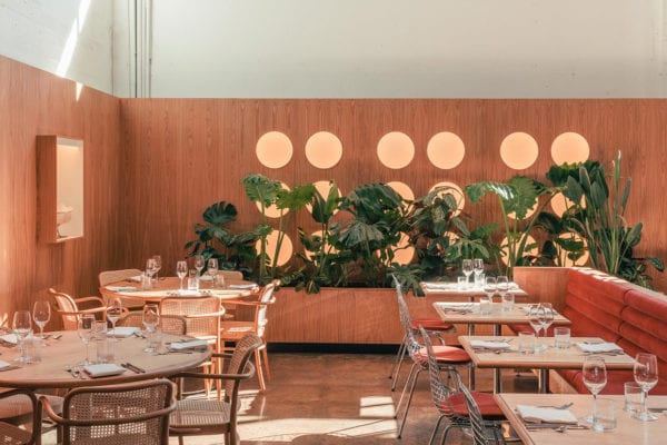 Héroine Restaurant & Bar in Rotterdam by Modiste | Yellowtrace