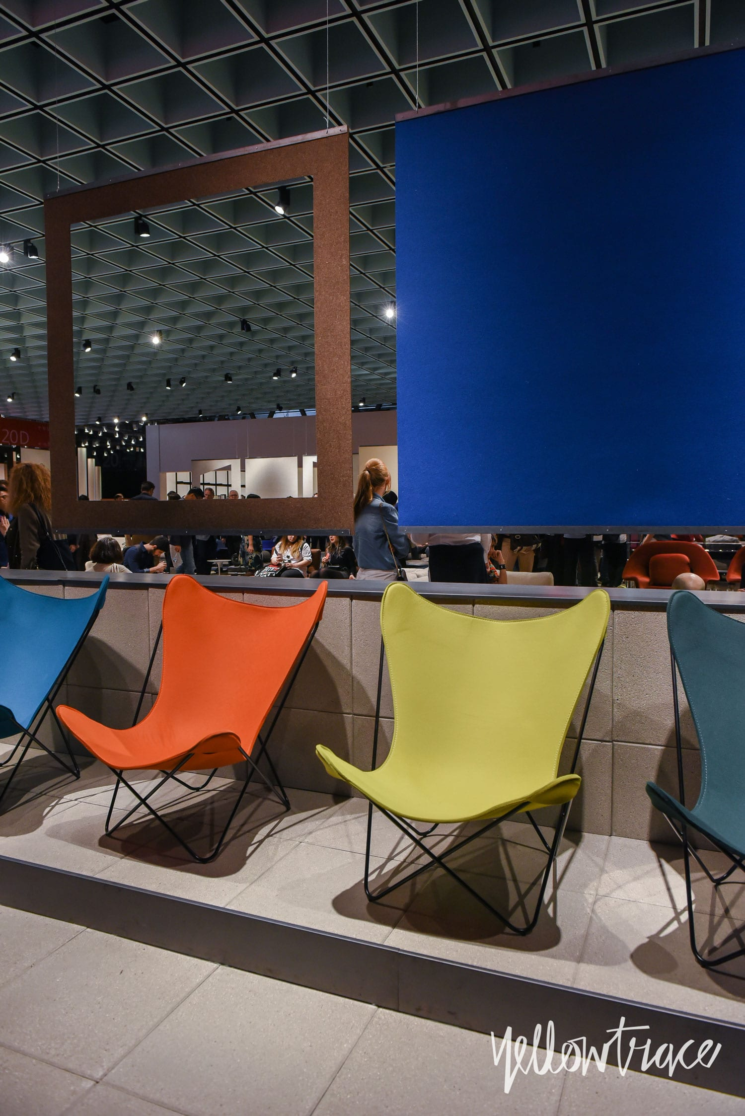 Knoll Salone del Mobile Highlights. Photo by Nick Hughes | #Milantrace2018
