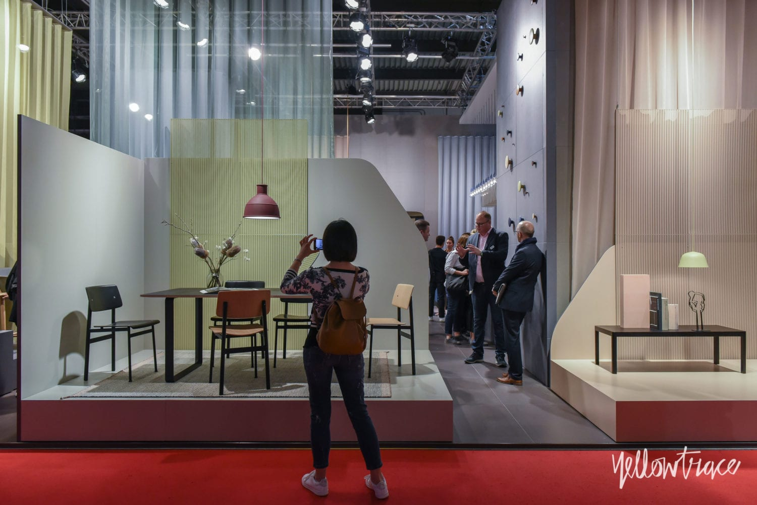 Muuto Salone del Mobile Highlights. Photo by Nick Hughes | #Milantrace2018