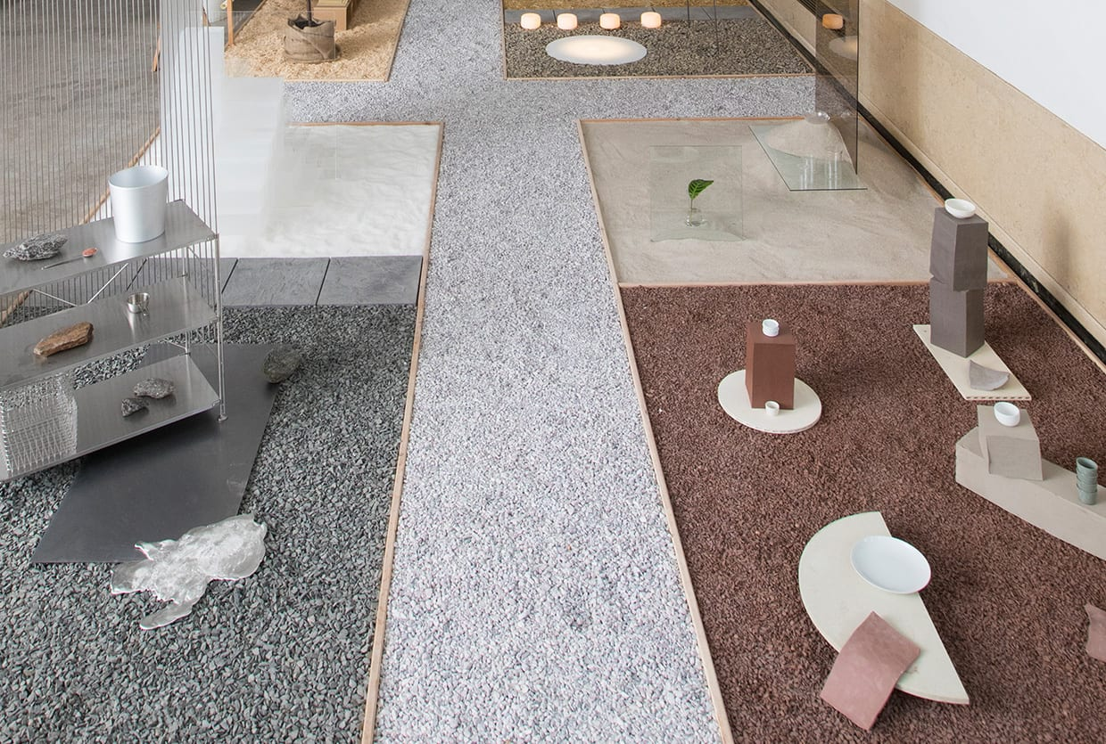 Muji Materials Garden by Ladies & Gentlemen Studio | Yellowtrace