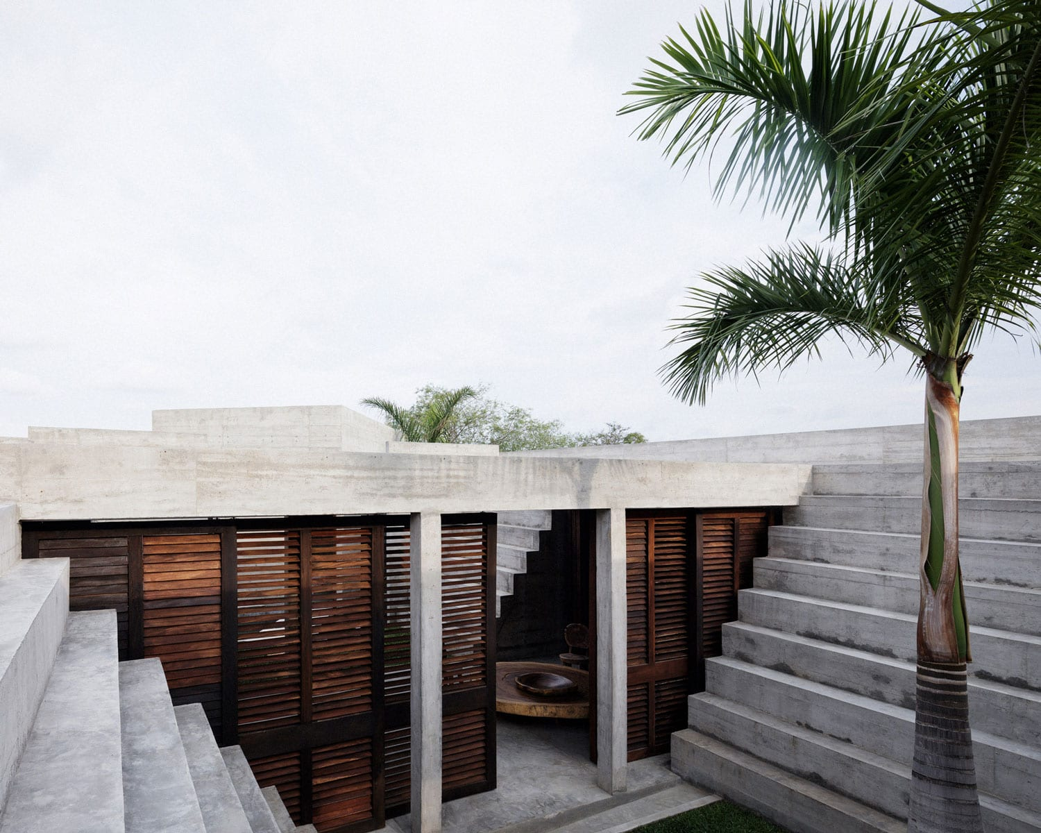 Open-Air Holiday Home in Zicatela Beach, Mexico by Ludwig Godefroy & Emmanuel Picault | Yellowtrace