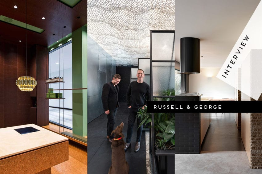 Russell & George Inteview | Yellowtrace