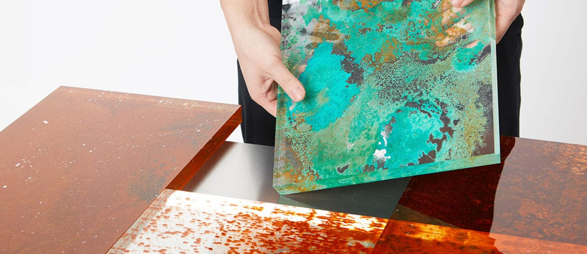 Rust Harvest: Experimental Materials Project by Yuma Kano   Yellowtrace