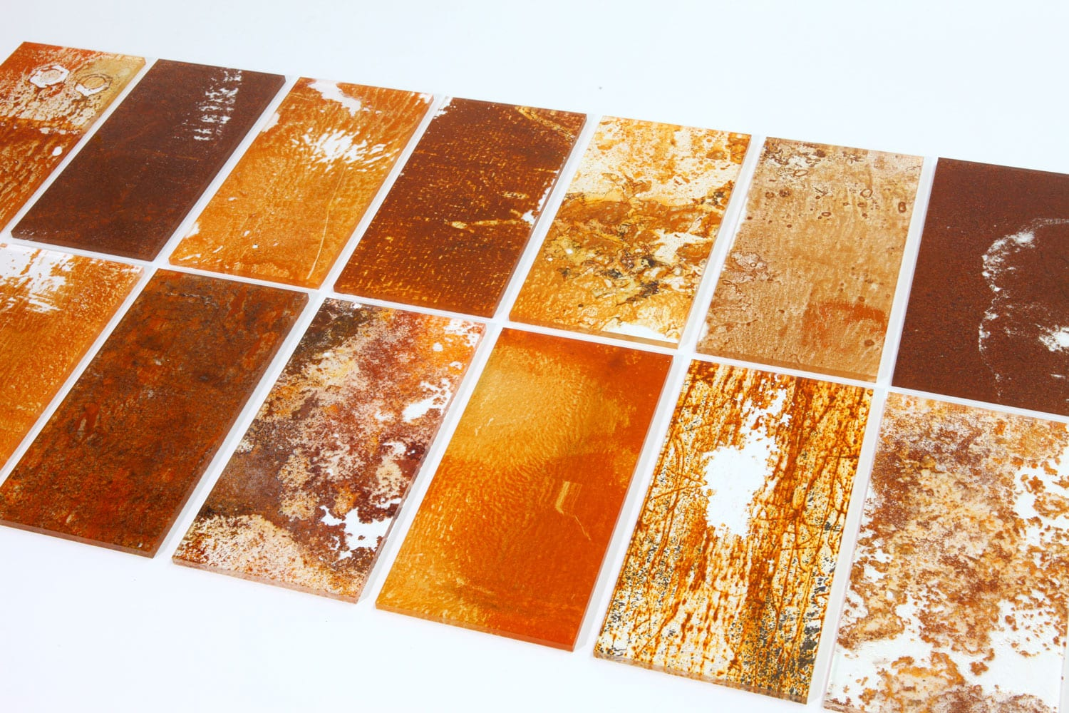 Rust Harvest: Experimental Materials Project by Yuma Kano | Yellowtrace