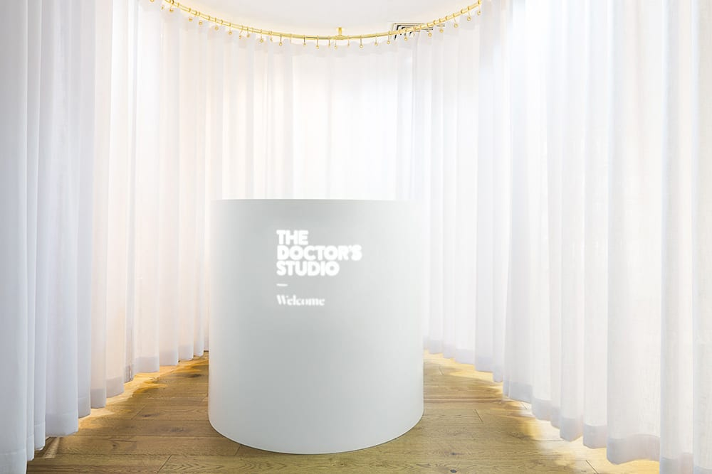 The Doctor's Studio by Russell & George | Yellowtrace