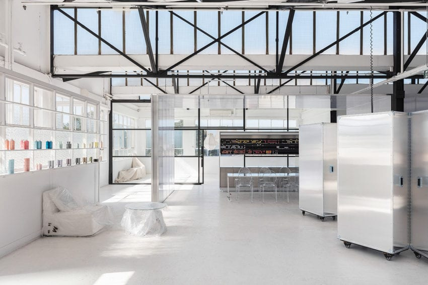 Usfin Atelier: Genderless Hair Salon in St Peters by George Livissianis | Yellowtrace