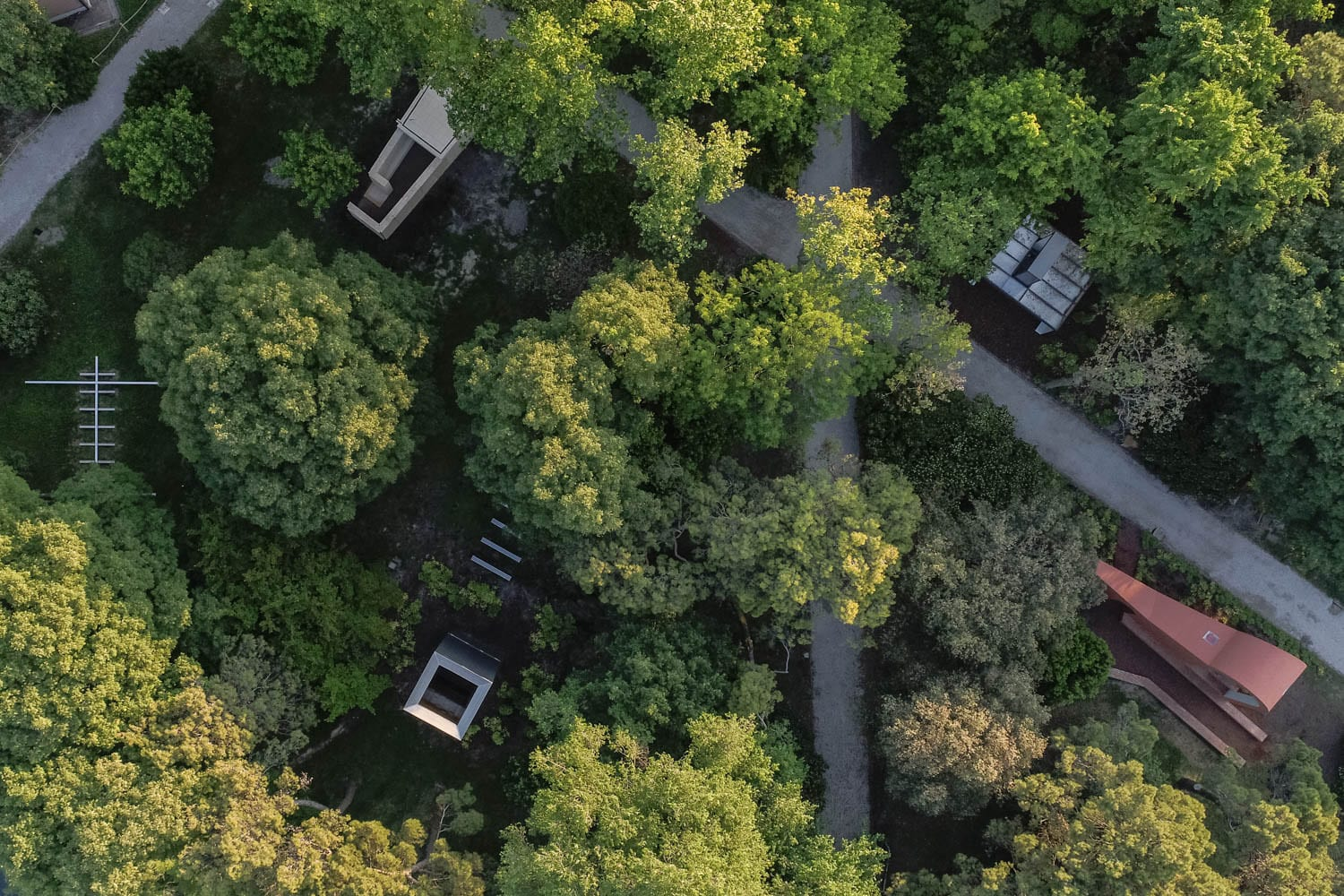 10 Chapels in a Venice Forest, Venice Architecture Biennale 2018 | Yellowtrace