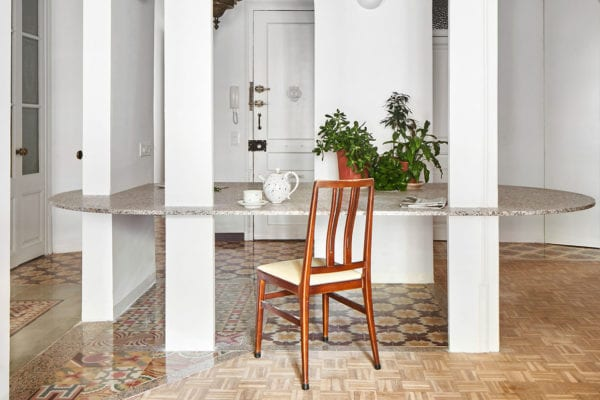 A Table (II) in Barcelona, Spain by ESCOLANO + STEEGMANN   Yellowtrace