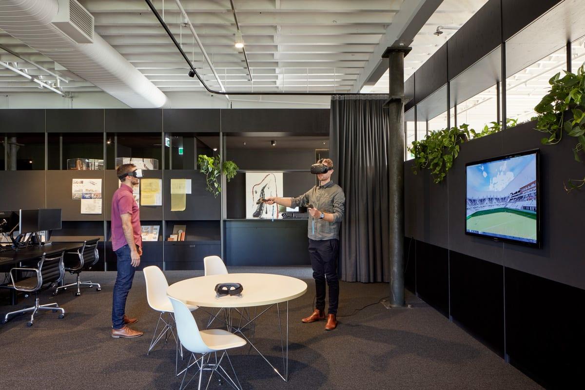Cox Architecture's New Brisbane Studio | Yellowtrace
