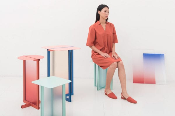 Door Frames Reimagined Into Furniture Pieces by Femme Atelier | Yellowtrace