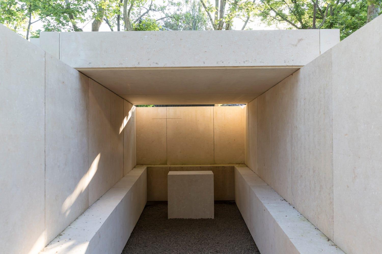 Eduardo Souto de Moura, Portugal Chapel in a Venice Forest, Venice Architecture Biennale 2018 | Yellowtrace