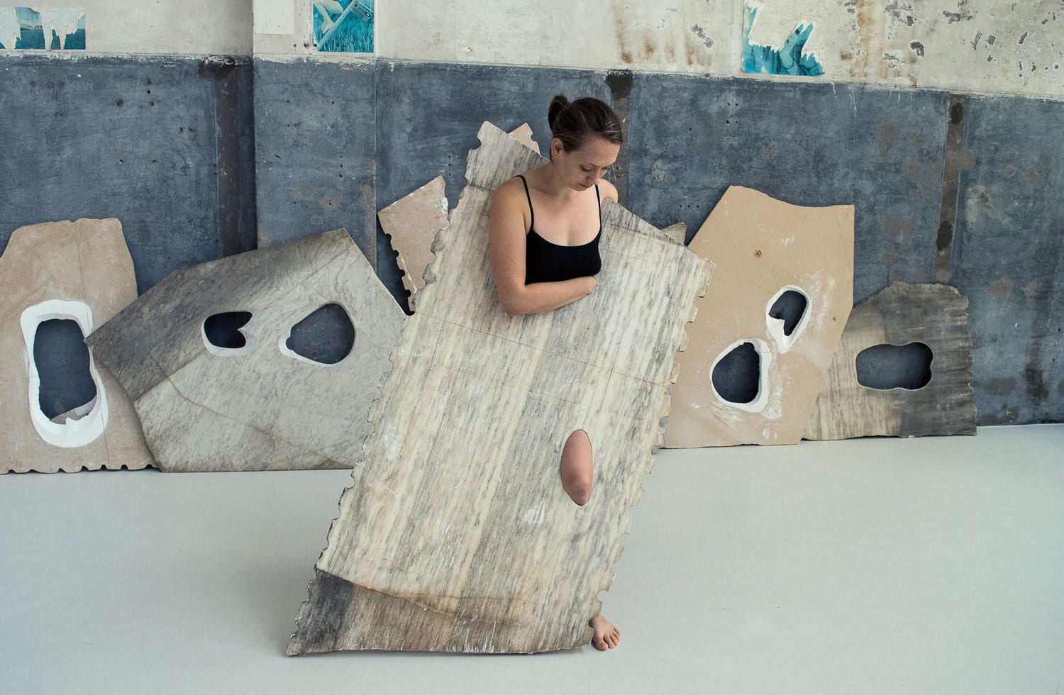 Fleeting Parts by Milena Naef | Yellowtrace