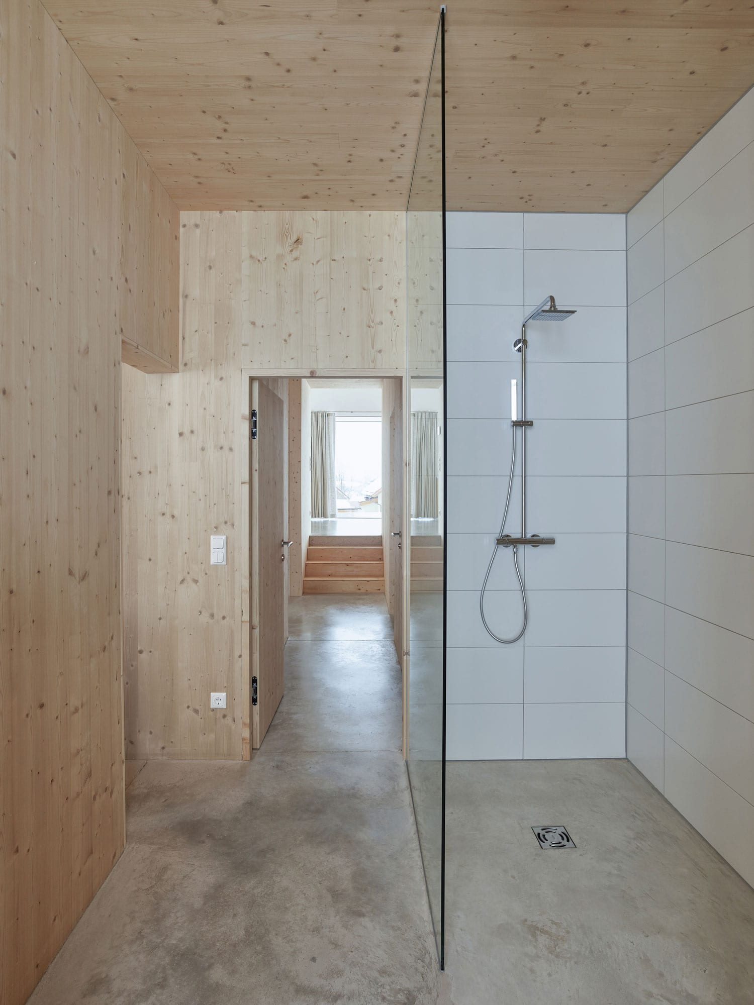 Gable House in Roßleithen, Austria by mia2/Architektur | Yellowtrace