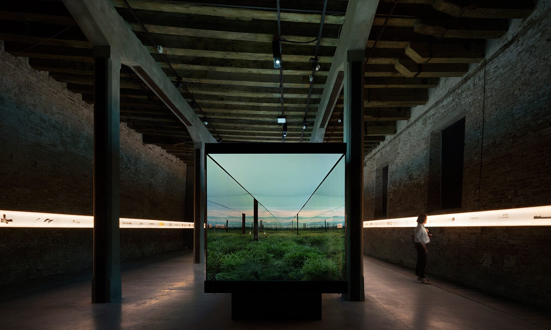 Horizontal Vertigo at The Argentinian Pavilion, Venice Architecture Biennale 2018 | Yellowtrace