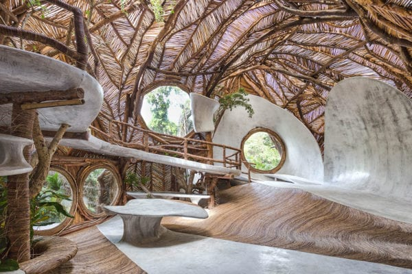 IK LAB Fine Art Gallery in Tulum, Mexico by Jorge Eduardo Neira Sterkel | Yellowtrace
