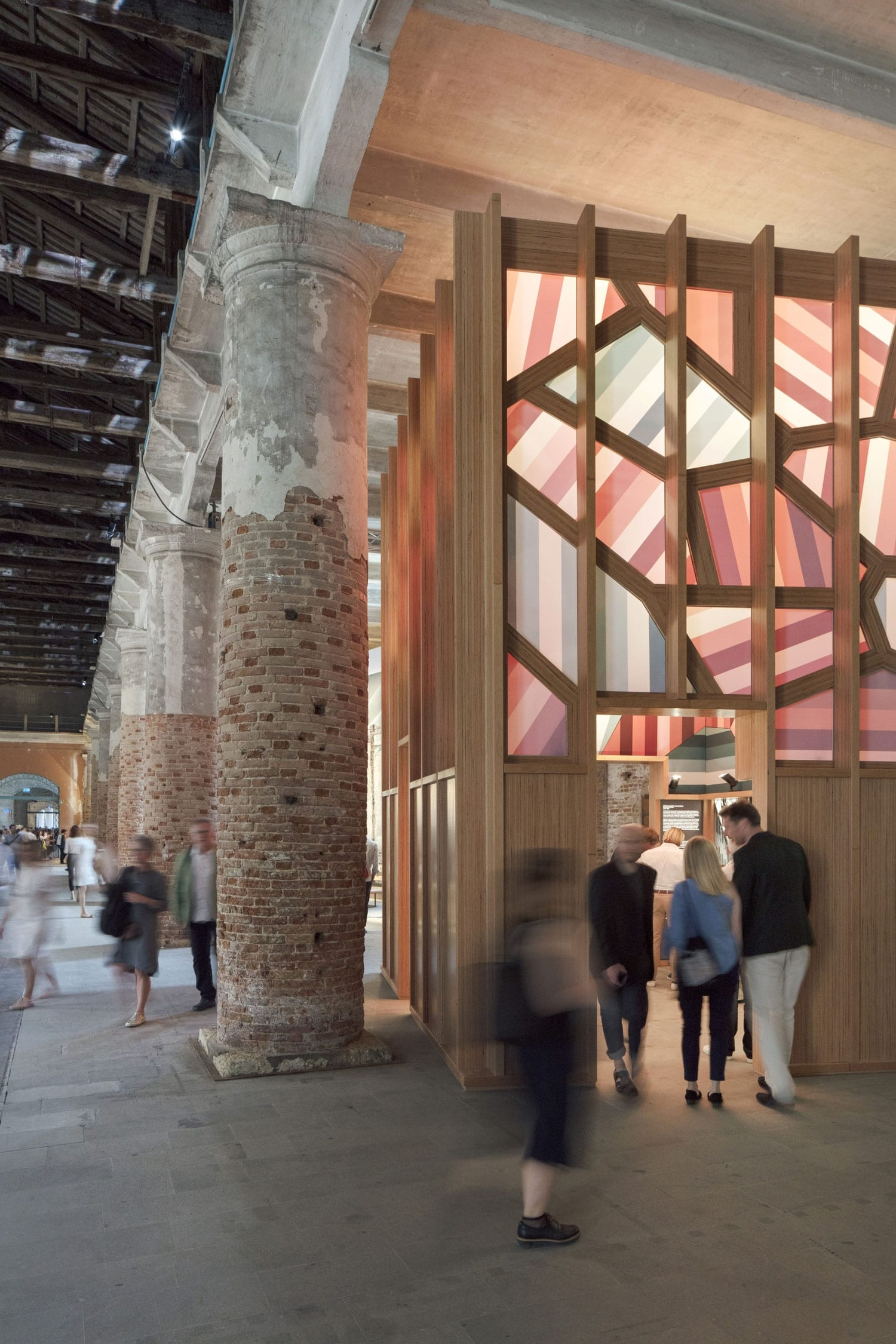 Liquid Light by Flores & Prats, Venice Architecture Biennale 2018 | Yellowtrace