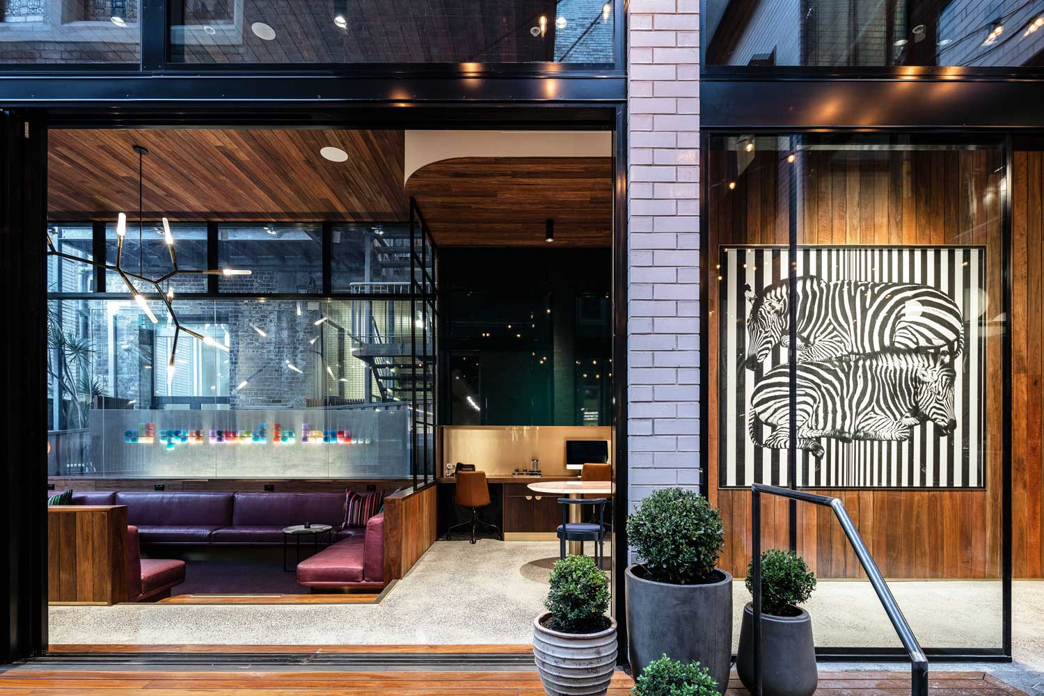 Little Albion Guesthouse in Surry Hills by Cressida Kennedy & Connie Alessi   Yellowtrace