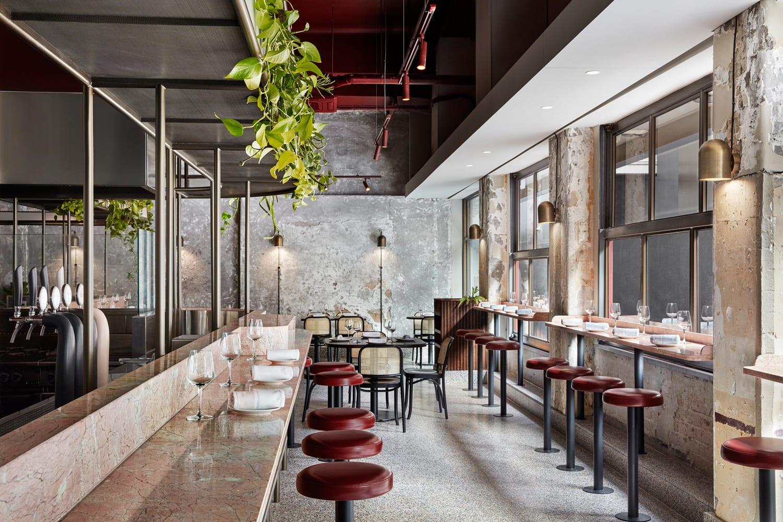 Pentolina italian restaurant bar in melbourne s cbd by