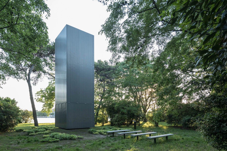 Sean Godsell, Australian Chapel in a Venice Forest, Venice Architecture Biennale 2018 | Yellowtrace
