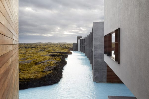 The Retreat Hotel at Blue Lagoon in Grindavík, Iceland | Yellowtrace