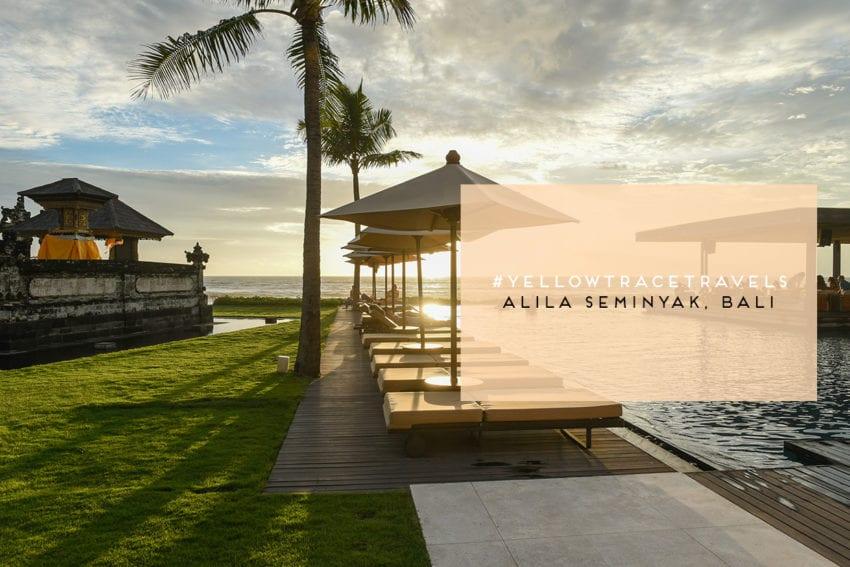 Alila Hotel Seminyak, Bali. Photo by Nick Hughes | Yellowtrace