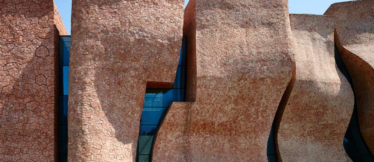 Yu Qingcheng University Gallery in Tianjin, China by Zhanghua Architects   Yellowtrace