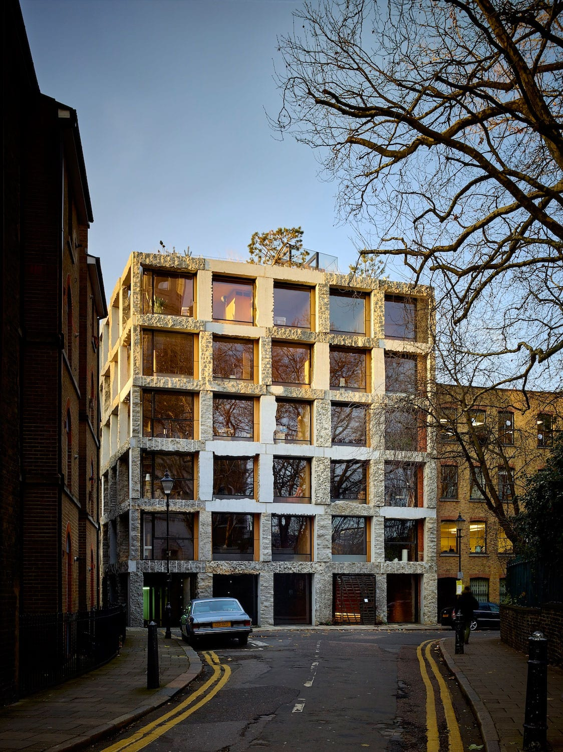 15 Clerkenwell Close by Amin Taha Architects + GROUPWORK | Yellowtrace