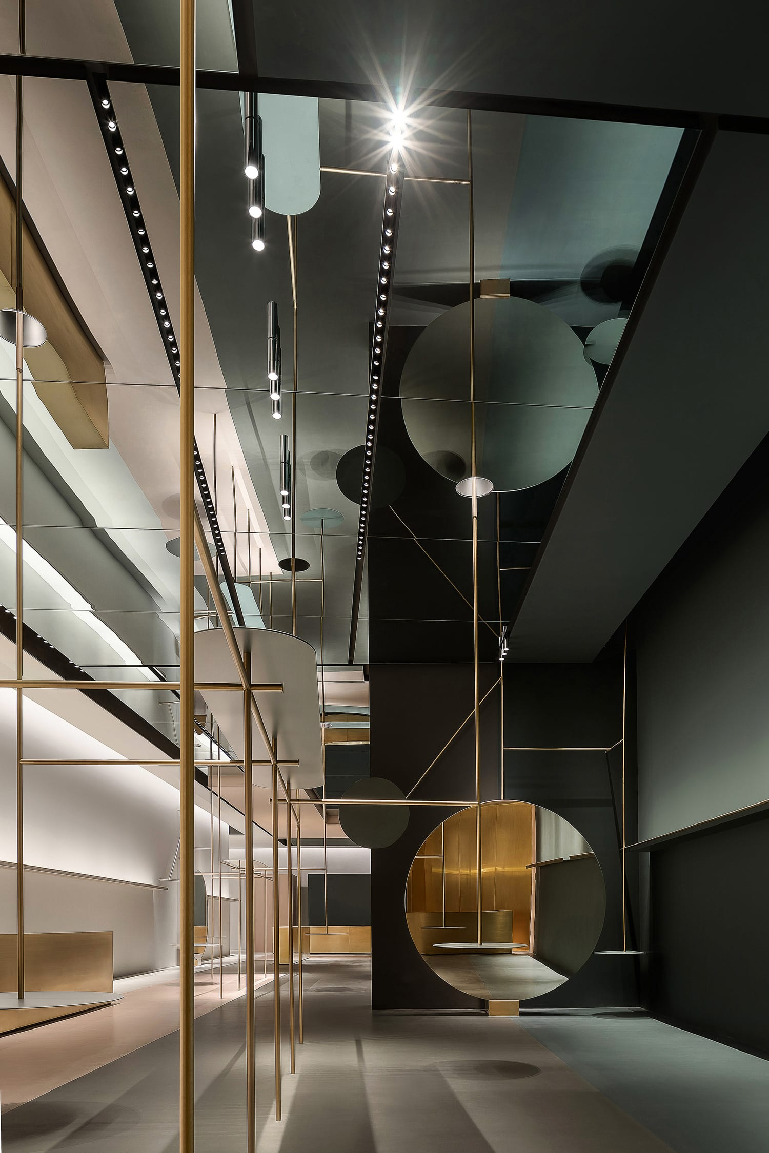 1WOR Flagship Shenzhen, China by DOMANI | Yellowtrace